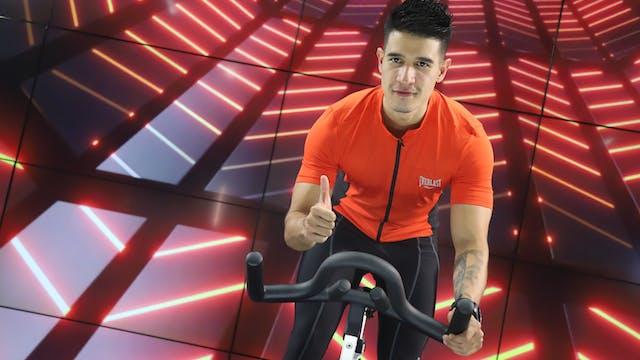 45 min | Cycling | Francisco Soto, Al...