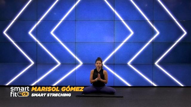 45 min   Mejora la flexibilidad   Marisol Gómez 12/01/21