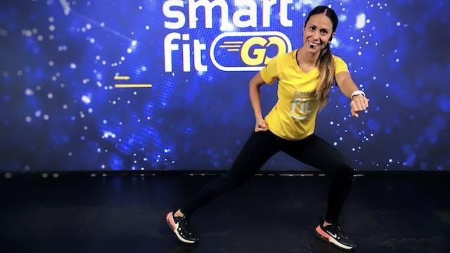 45 min I Quema calorías bailando I Na...