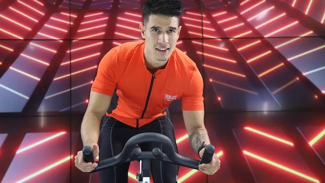 45 min | Cycling | Alejandro Forero e Isabel Zapata 28/05/21