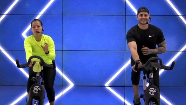 45 min | Cycling | Sam Serrate y Laur...