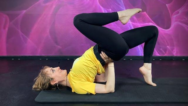 45 min I Yoga I Tzacil Cervantes I 11...