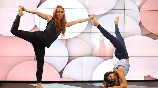 25 min | Yoga | Marisol Gómez y Maribel Barrera | 04/08/21
