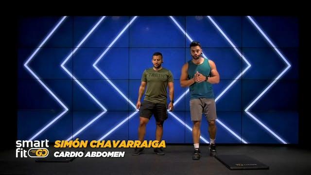 45 min | Abdomen definido | Simón Cha...