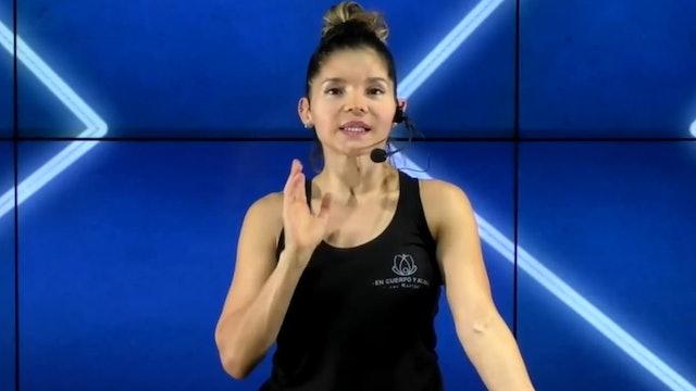 45 min | Pilates | Marisol Gómez 23/02/21