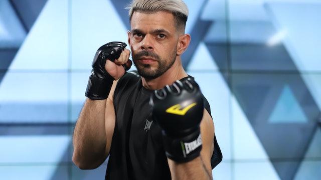 45 min | Entrenamiento de combate | Victor Rodriguez e Ivanna Campbell 26/05/21