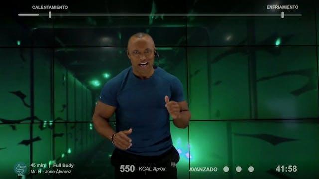 45 min | Entrena todo el cuerpo | Jos...