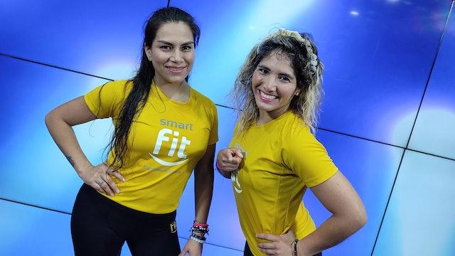 20 min | Entrenamiento para niños | Joa Mirang y Laly López | 12/10/21