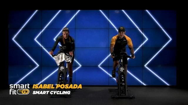 45 min | Cycling | Isabel Posada y Alexander Álvarez - 5/01/21