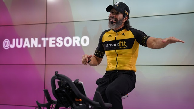 45 min | Cycling | Juan Gómez | 27/07/21