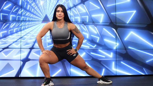 45 min | Entrena todo el cuerpo | Jorge Zapata y Karen Zapata | 18/06/21