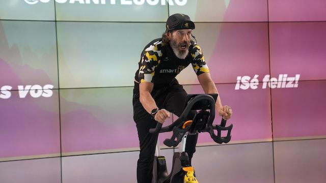 45 min I Cycling I Juan Gómez I 19/10/21