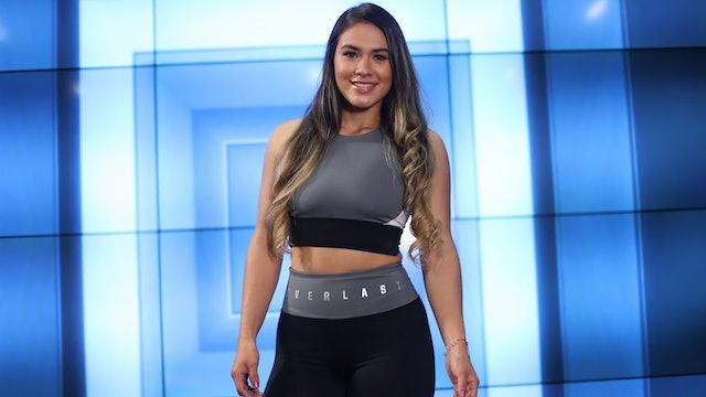 45 min | Entrenamiento integral | Ana Moreno y Jeison Alzate | 13/07/21