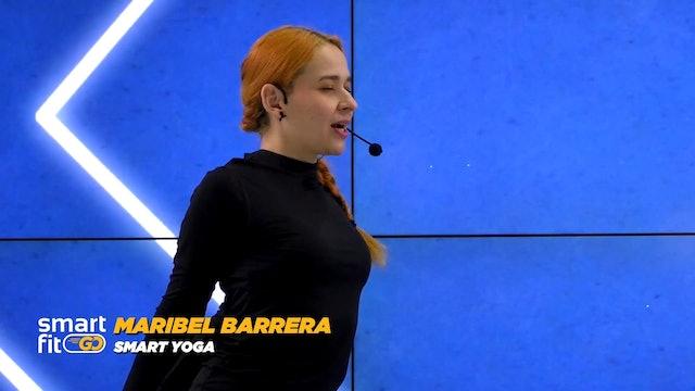 45 min | Yoga | Maribel Barrera 7/02/21
