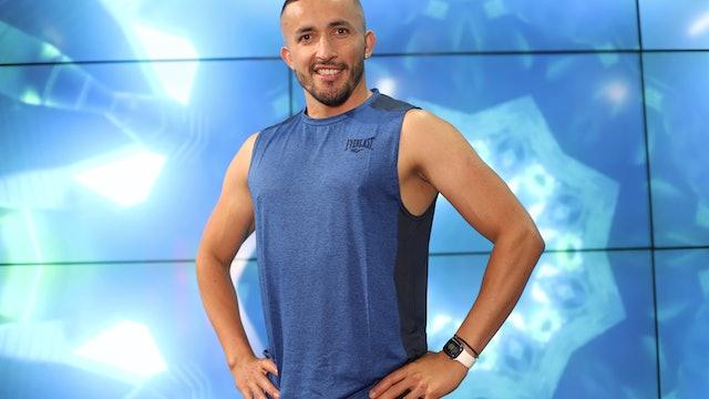 45 min | Quema calorías bailando  | Diana, Juan y Rene | 17/07/21