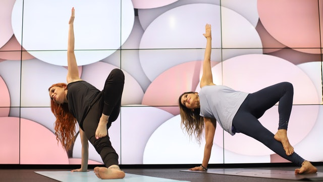 25 min | Mejora tu flexibilidad | Marisol Gómez y Maribel Barrera | 28/07/21