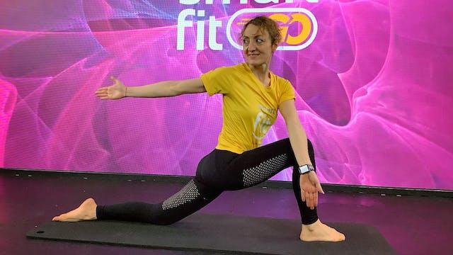 45 min I Yoga I Tzacil Cervantes I 13...