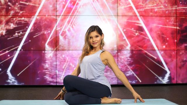 25 min I Pilates I Marisol Gómez I 16/10/21