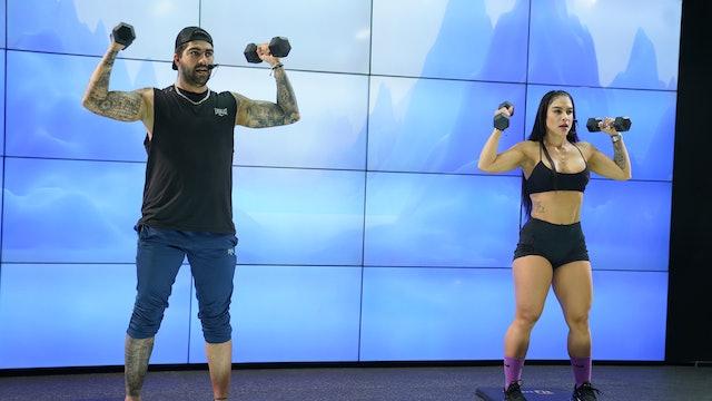 45 min | Quema de grasa | Juan David Ruiz y Karen Zapata  | 20/09/21