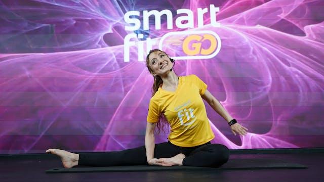 45 min I Yoga I Tzacil Cervantes I 17...
