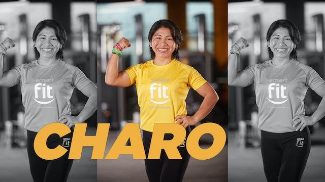 30 min | Mejora tu flexibilidad | Charo Quispe | 13/03/21