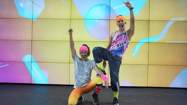 45 min | Quema calorias bailando | Juan Restrepo y Andrés Gil |13/07/21