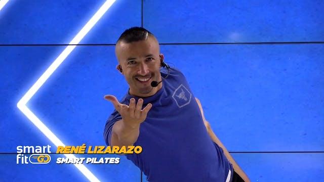 45 min | Pilates | Rene Lizarazo 5/01/21