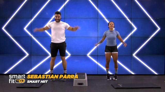45 min | Quema de grasa | Sebastián P...