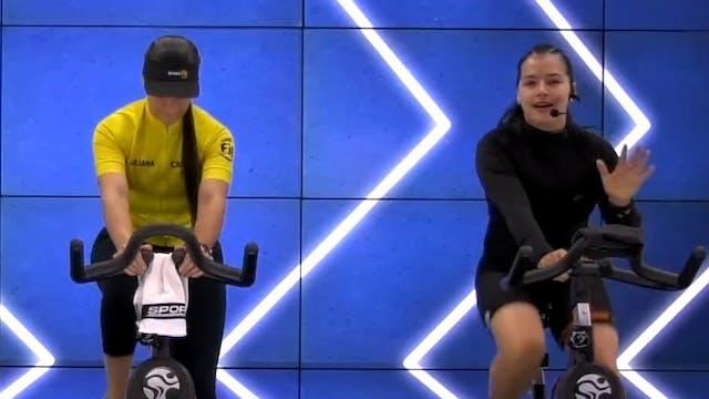45 min   Cycling   Isabel Posada y La...
