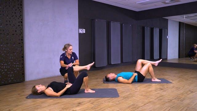 Pilates Class Sequence 03