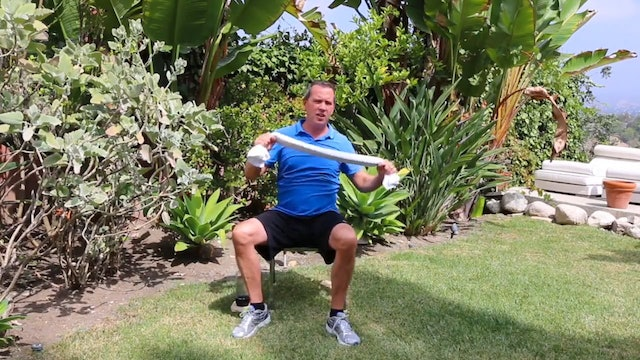 Towel & Tennis Ball Workout for Parkinson's