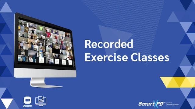 Recorded Exercise Classes