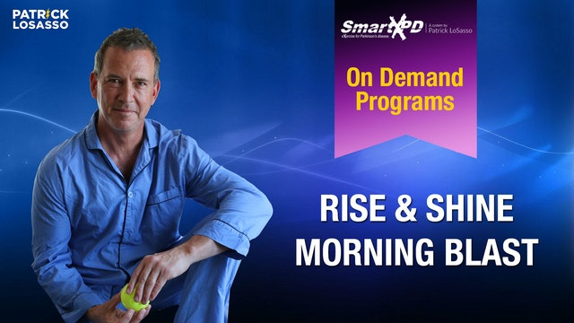 Rise&Shine Parkinson's Morning Blast Workout