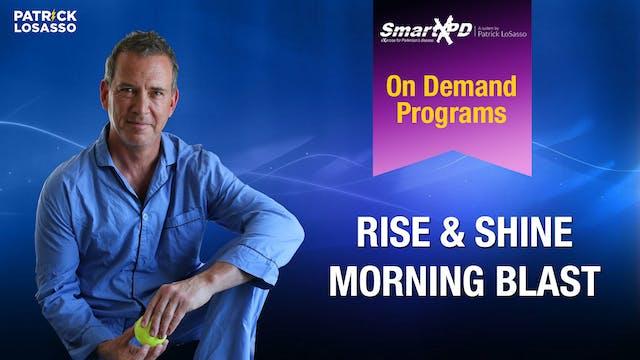 Rise&Shine Parkinson's Morning Blast Workout