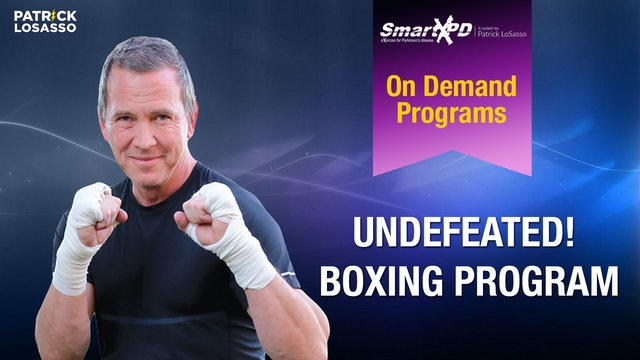 Undefeated! Shadow Boxing for Parkinson's