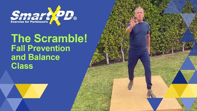Scramble! Fall Prevention & Balance Class