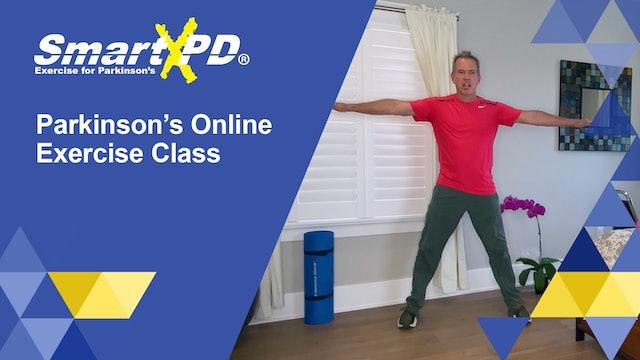Parkinson's Exercise Class