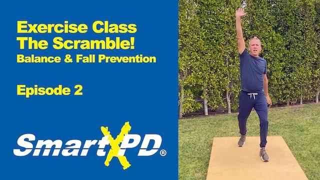 Scramble! Fall Prevention & Balance Class Episode 2