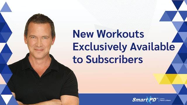 New Workouts Exclusively Available to Subscribers