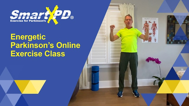 Energetic Parkinson's Exercise Class