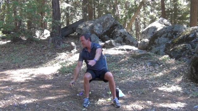 BrainBall: Chair & Standing Workout