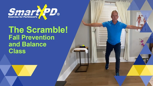The Scramble! Fall Prevention and Balance Class