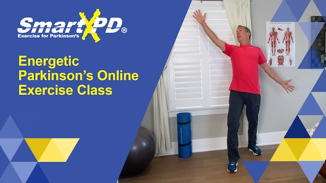 Energetic Exercise Class