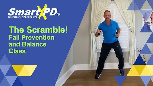 Scramble Balance and Fall Prevention Class