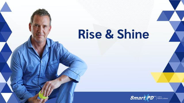 Rise & Shine Parkinson's Morning Blast Workout