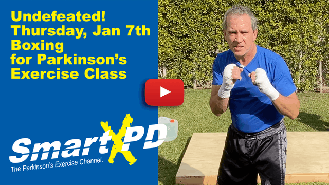 Undefeated! Boxing Class for Parkinson's: Episode 1