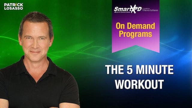 5-Minute Parkinson's Workout