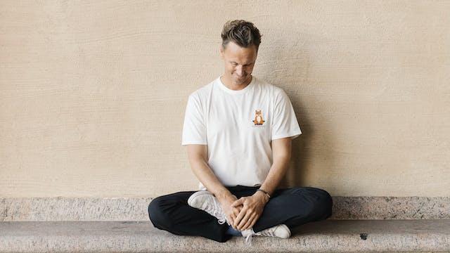 """Magnus Fridh - Meditation 5 """"Liggande..."""
