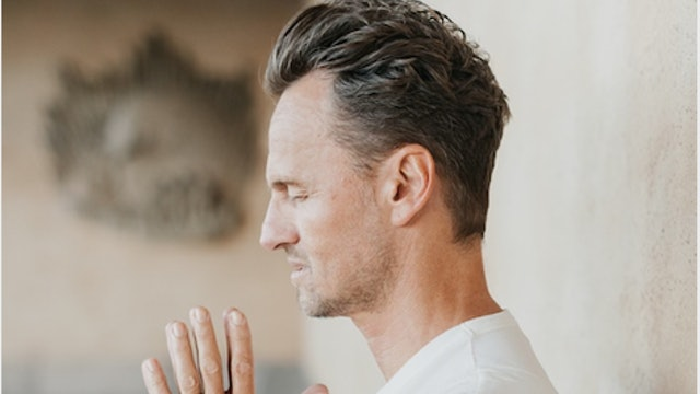 Magnus Fridh - meditation