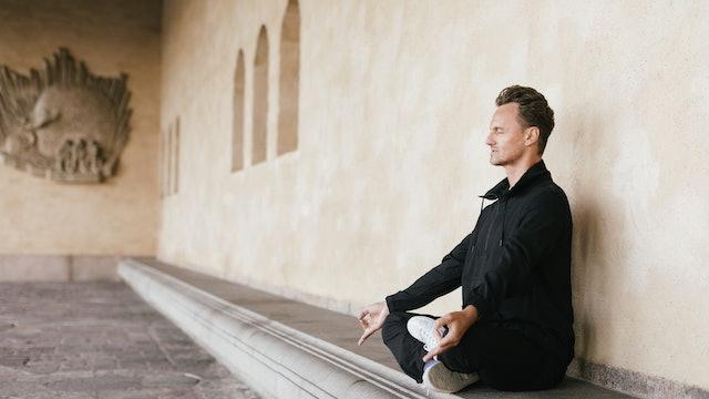 """Magnus Fridh - Meditation 4 """"Bli vän med dina tankar och motstånd"""""""